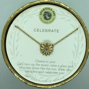 "SLV ""Celebrate"" Sun Necklace"